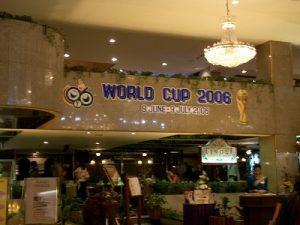 バンコクアジアホテルロビー