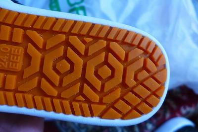ワークマン滑らない靴の履き心地
